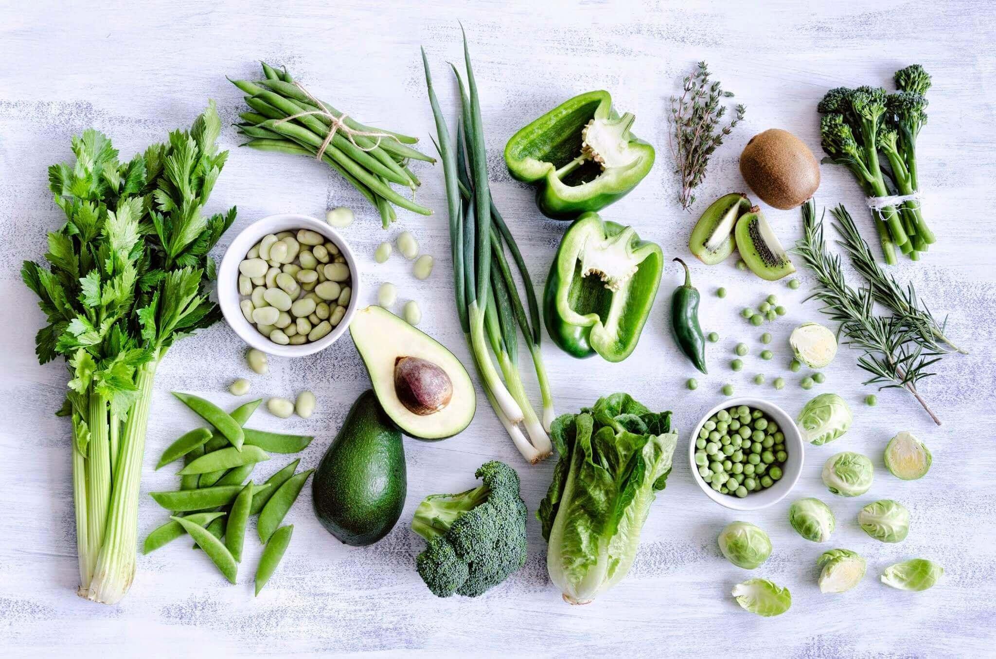 Модные диеты: щелочное питание