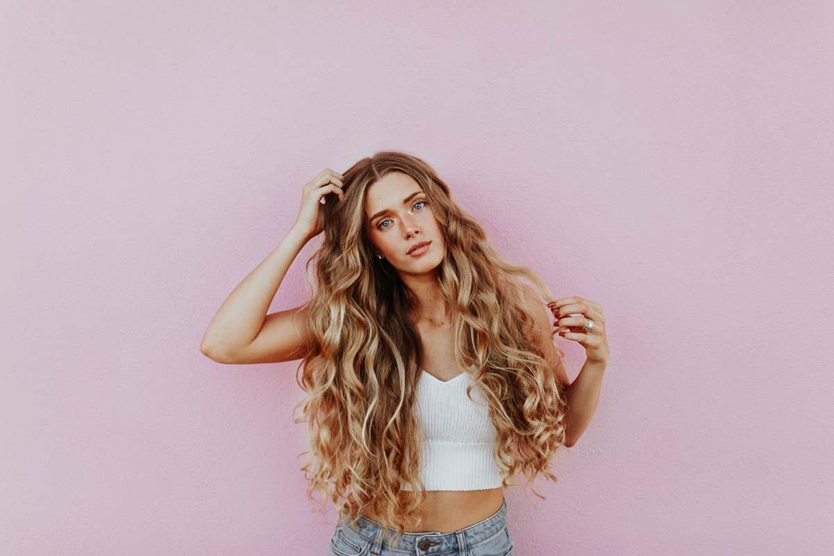 Как сделать цвет волос ярче?
