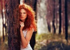 Как выпрямить вьющиеся волосы?