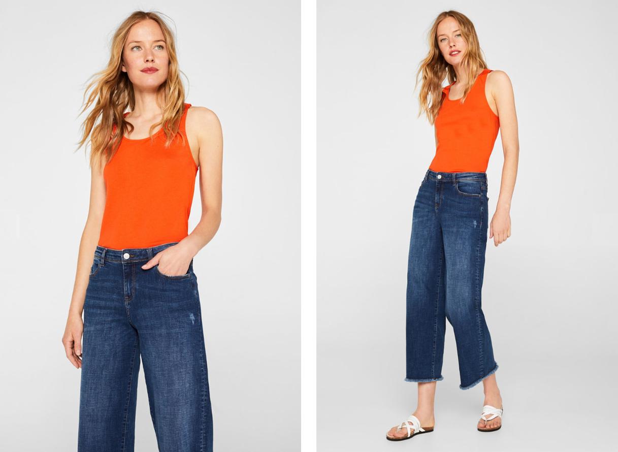 Майка — основа гардероба современной девушки