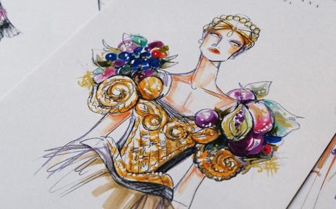 Dolce & Gabbana выпускает наряды размера XXL