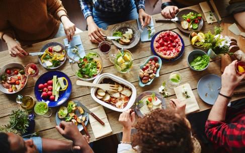 Чему можно научиться у вегетарианцев?
