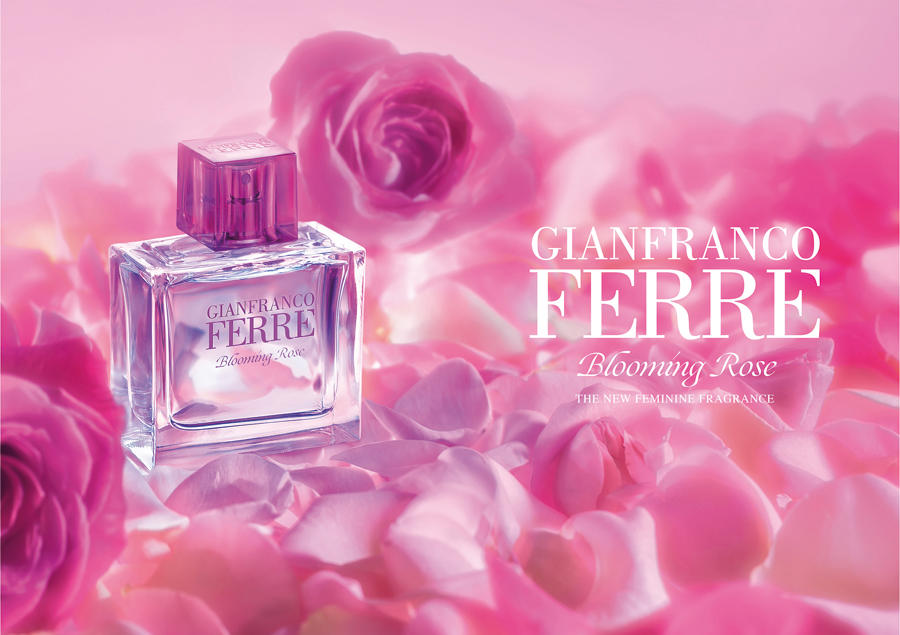 Gianfranco Ferre Blooming Rose