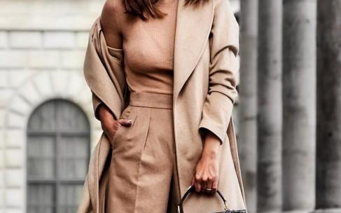 Как выбрать осеннее пальто по типу фигуры?