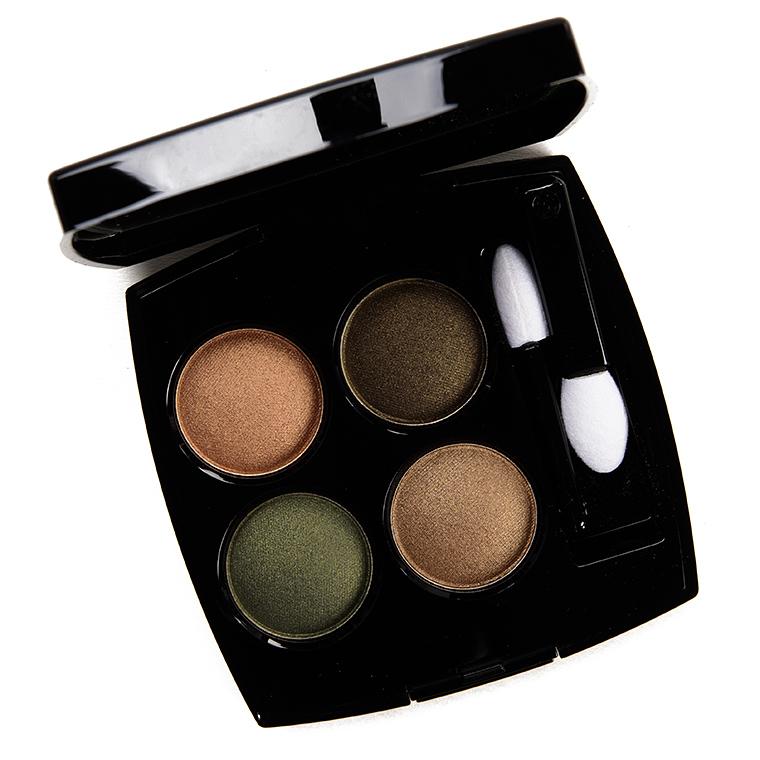 Chanel — коллекция для макияжа глаз
