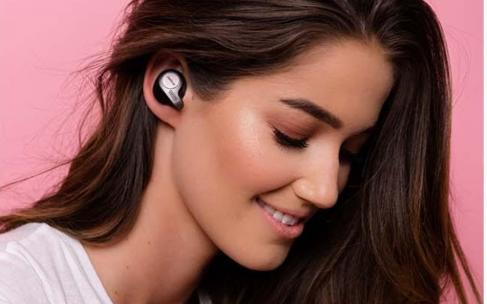 Модная Bluetooth-гарнитура: Jabra Elite 65t