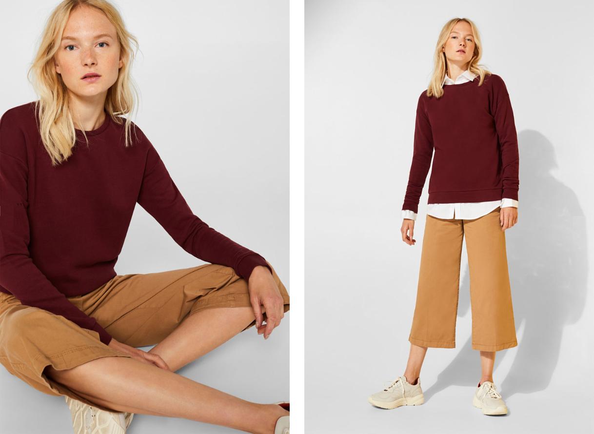 Модные цвета осени и зимы