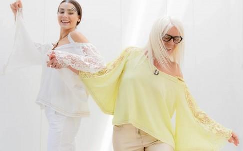 Модное путешествие по Италии: Elisa Cavaletti