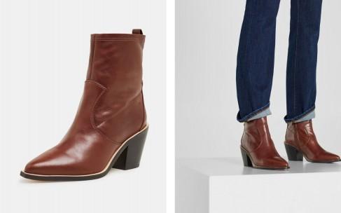 Осенняя обувь, которая вновь вернулась в моду
