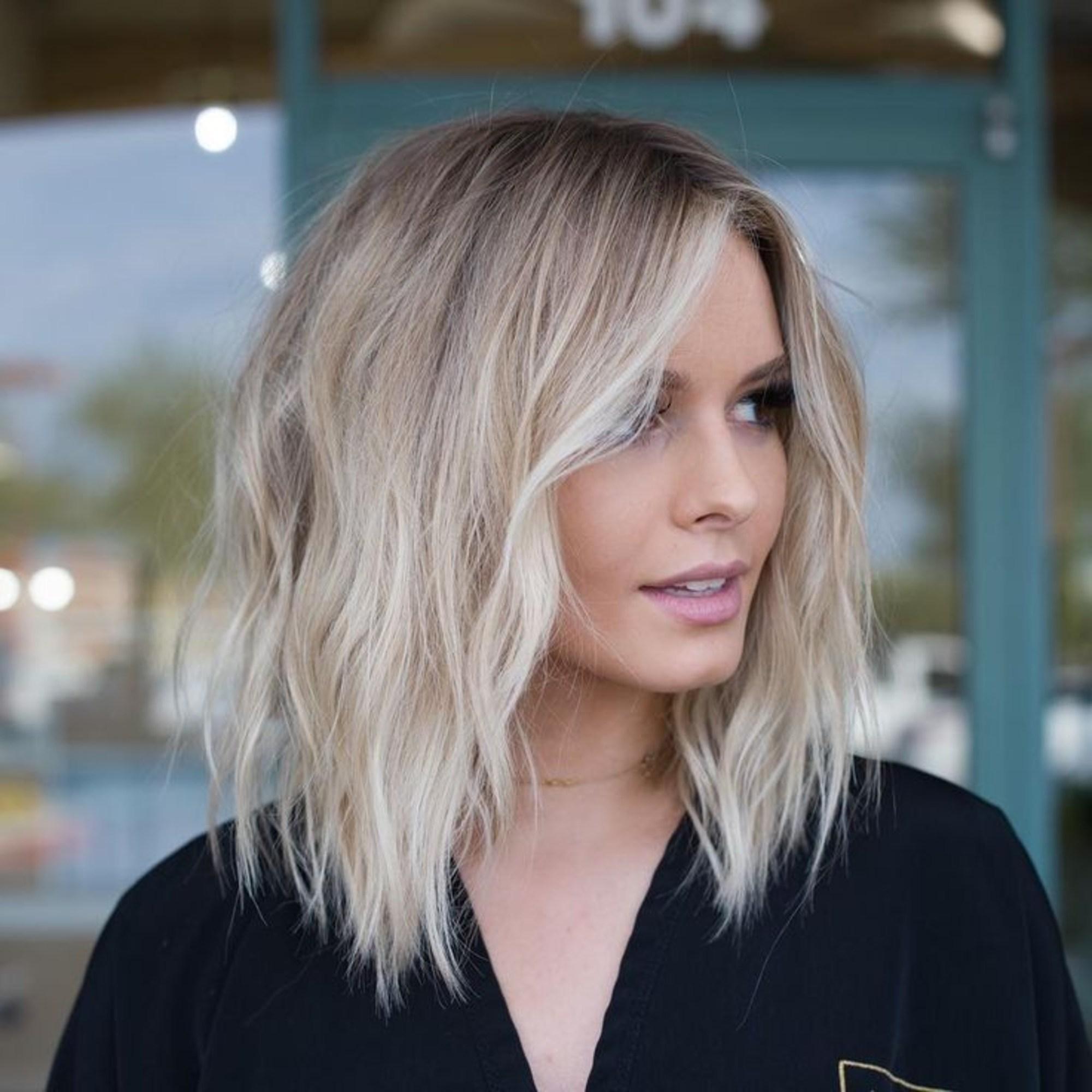 Какой цвет волос поможет стать моложе?