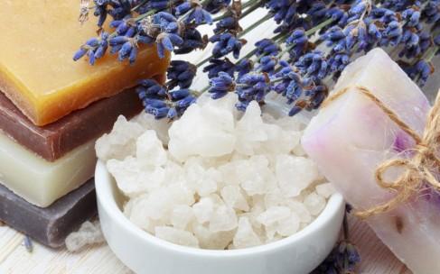 Соль для ванн для снятия стресса и усталости