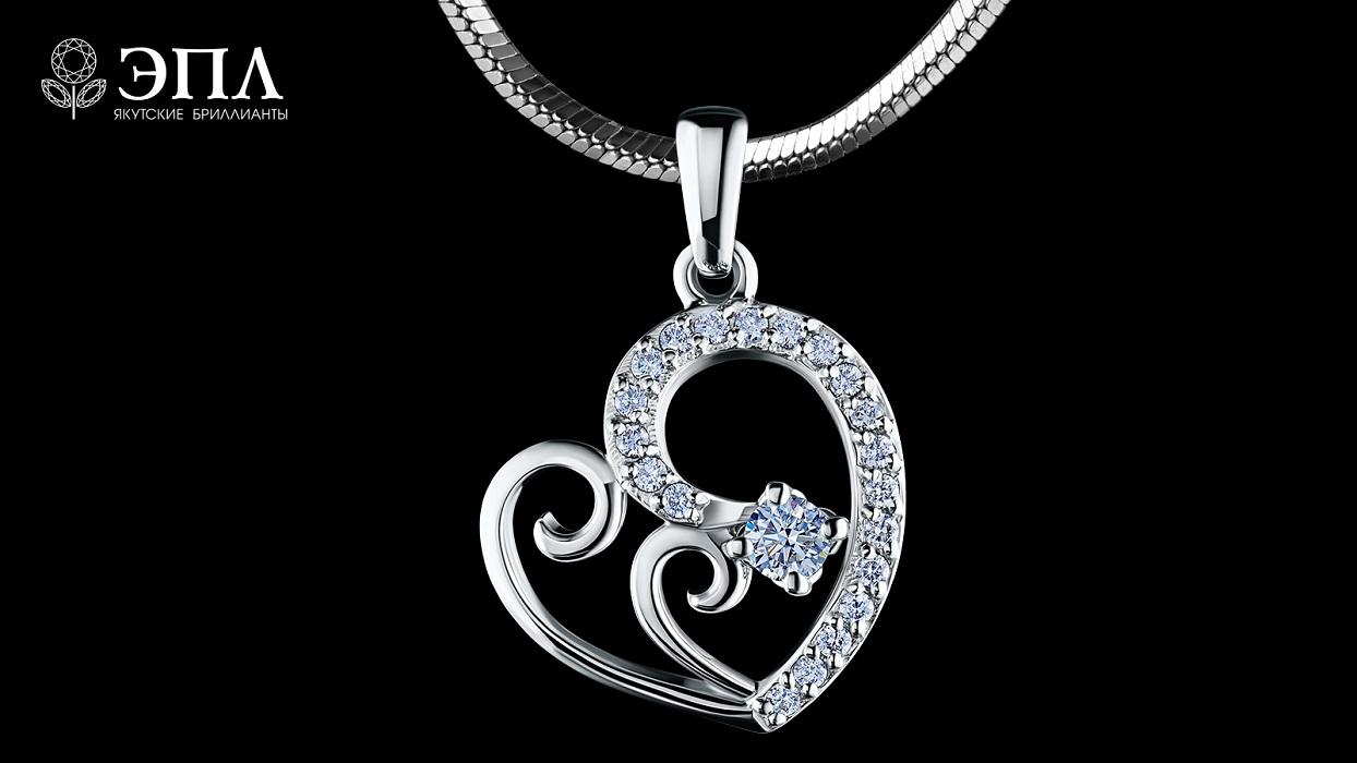 Роскошь бриллиантов «ЭПЛ. Якутские бриллианты»  для вашего неповторимого образа
