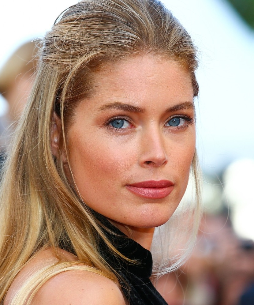 Doutzen Kroes attends the 'Cafe Society' premiere and the Opening Night Gala during the 69th annual Cannes Film Festival at the Palais des Festivals on May 11, 2016 in Cannes, France., Image: 284023511, License: Rights-managed, Restrictions: Worldwide rights, Model Release: no, Credit line: Profimedia, Crystal pictures