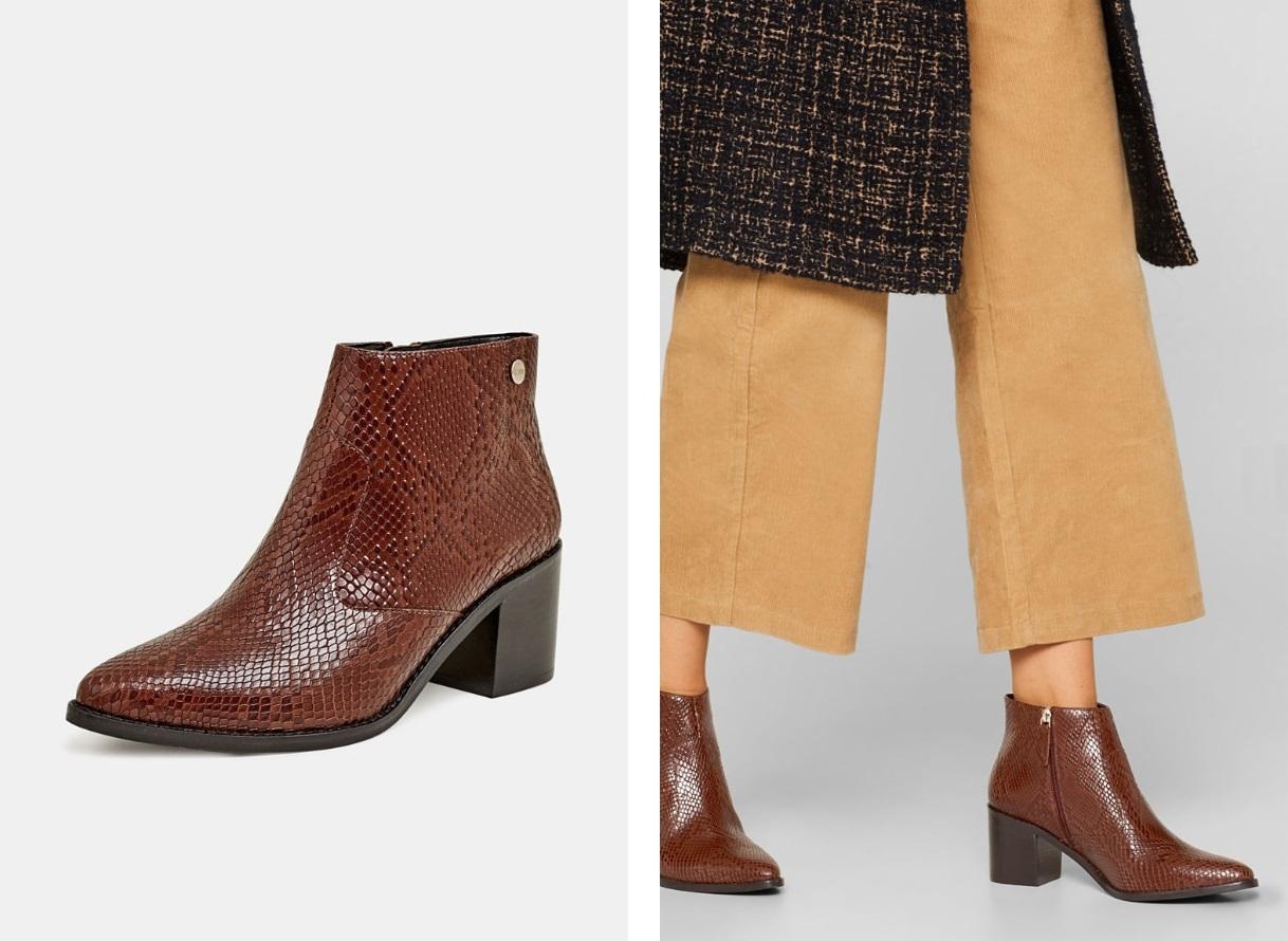 Какую обувь носить с брюками?