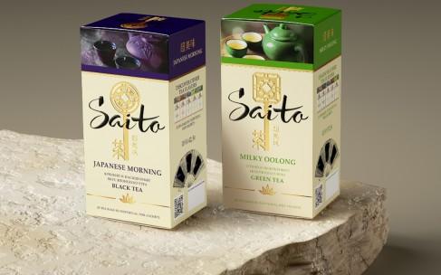 Чайная церемония с Saito