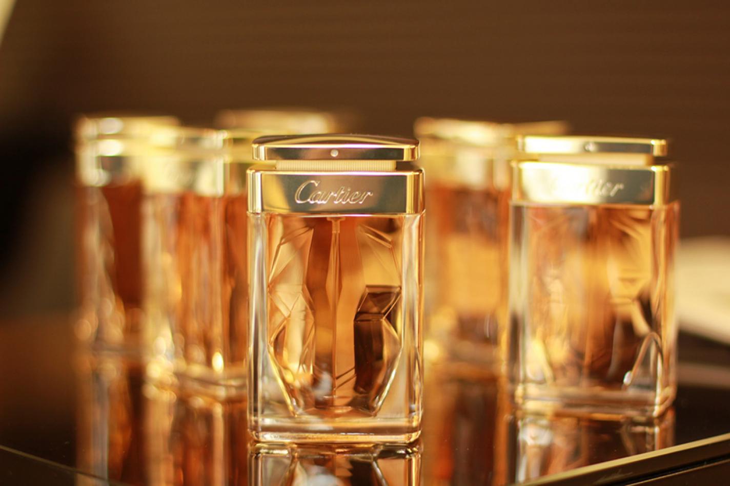 Уроки обольщения: парфюмерные точки на теле