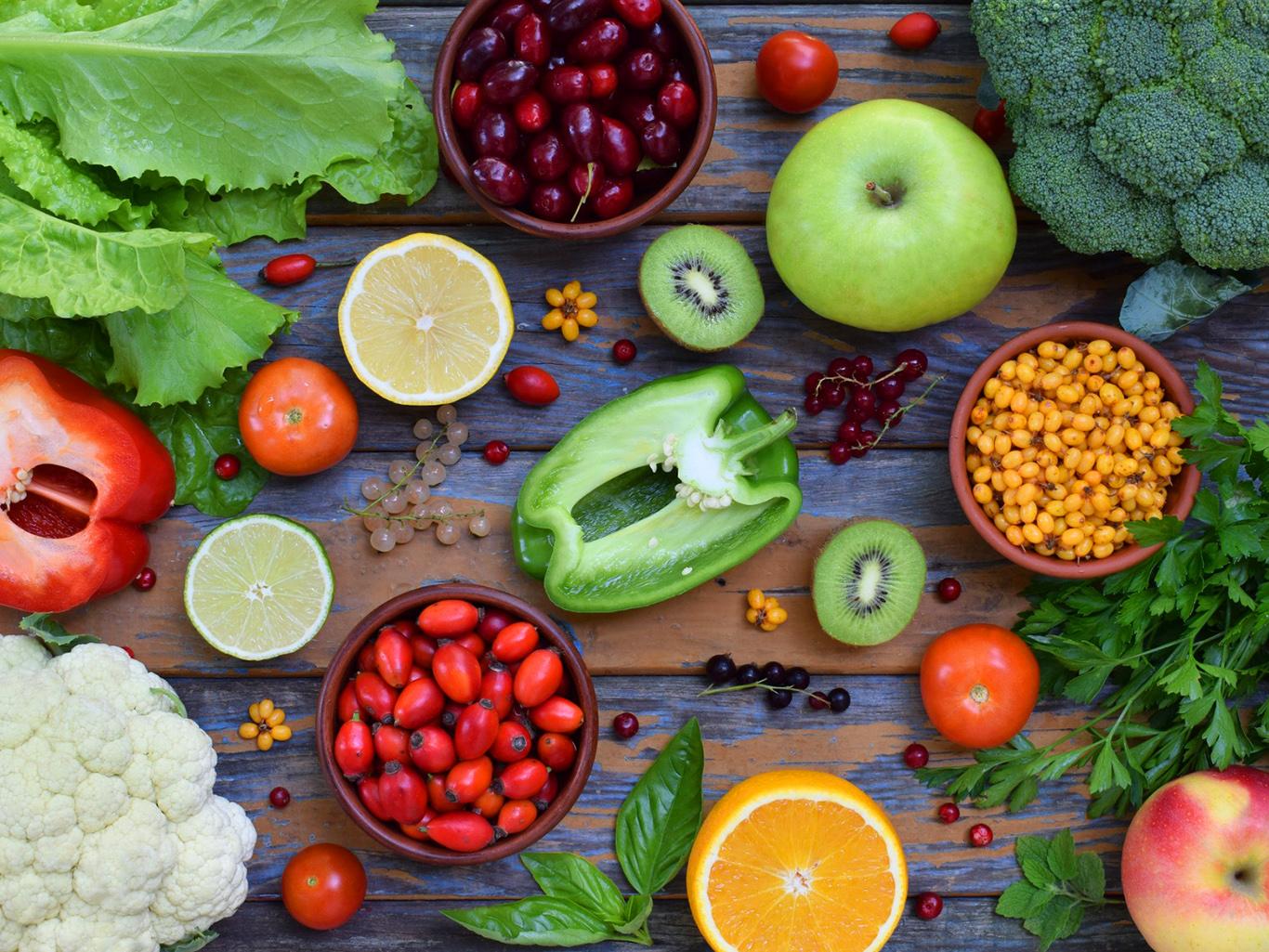 Защита организма: витамин С NUTRILITE