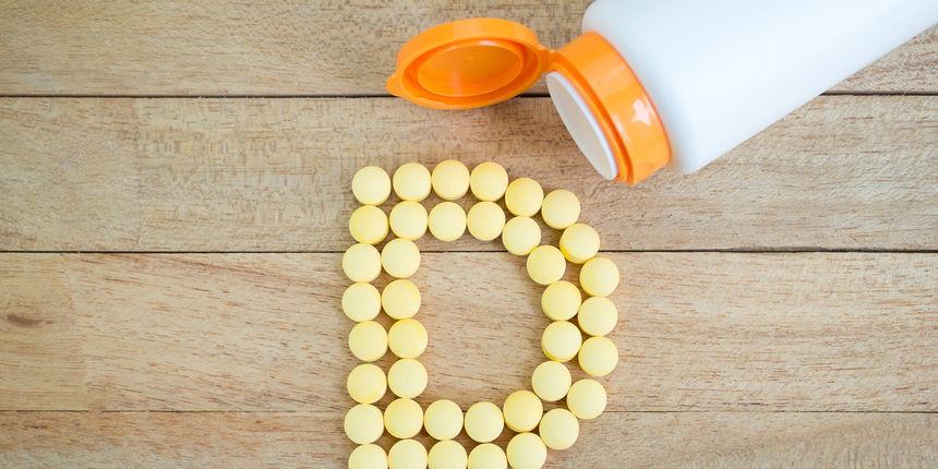 Когда необходимо пить витамин D?