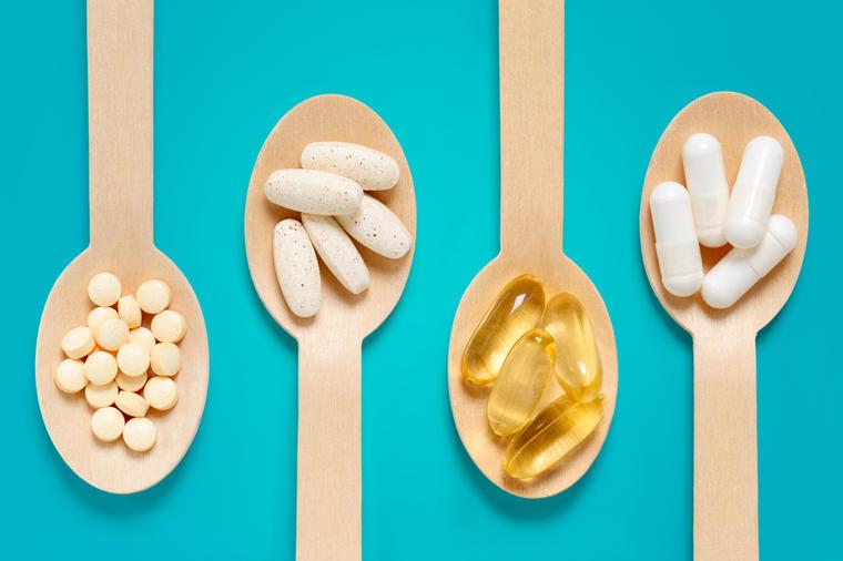 В какое время принимать разные типы витаминов?