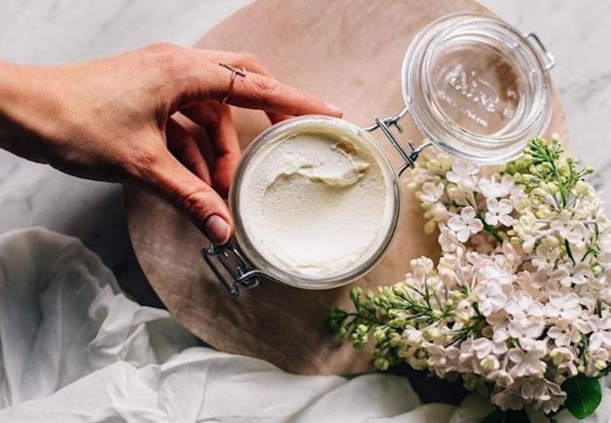 Рецепт увлажняющего масла для домашнего ухода
