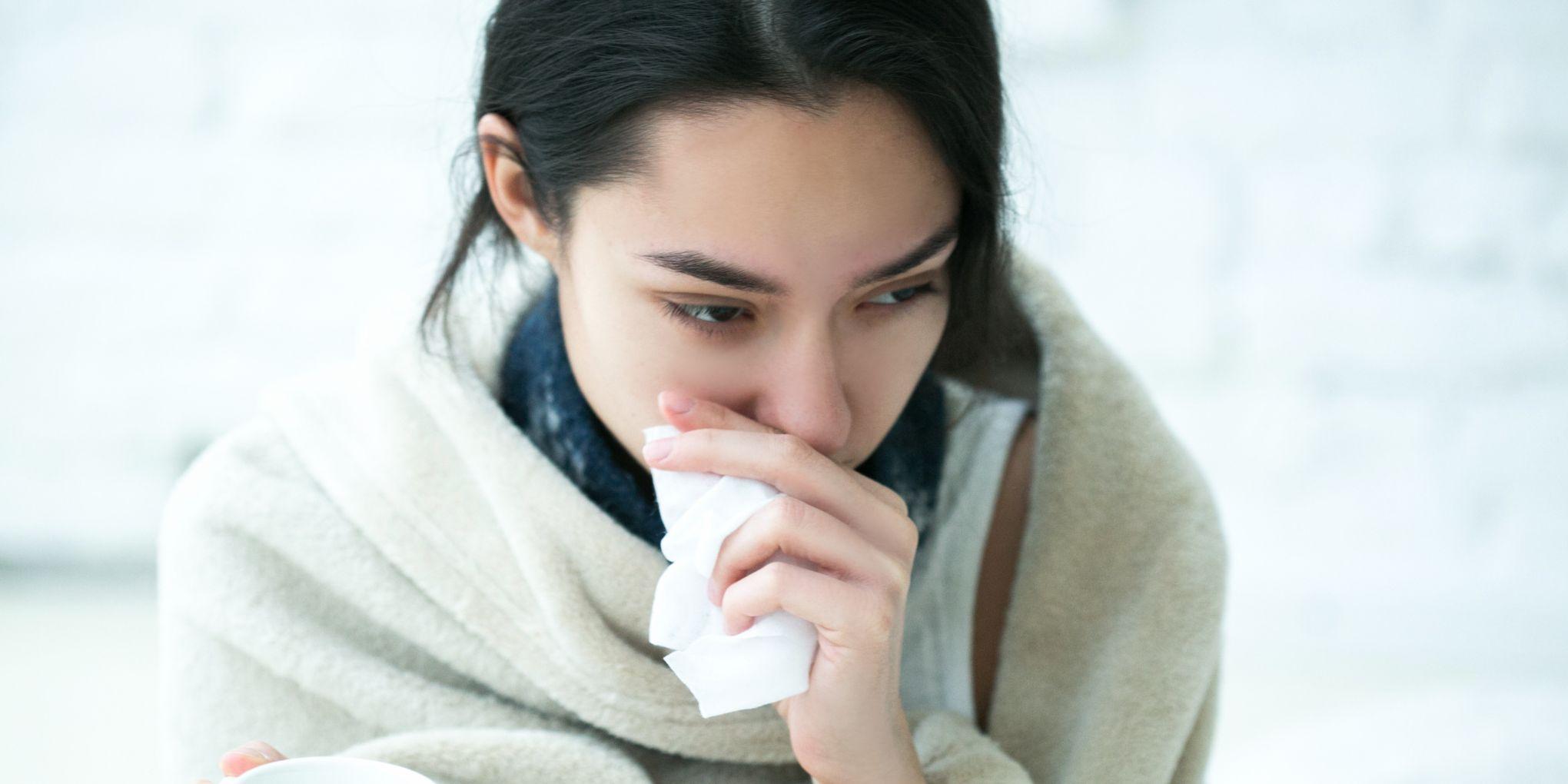 Как не заболеть осенью?