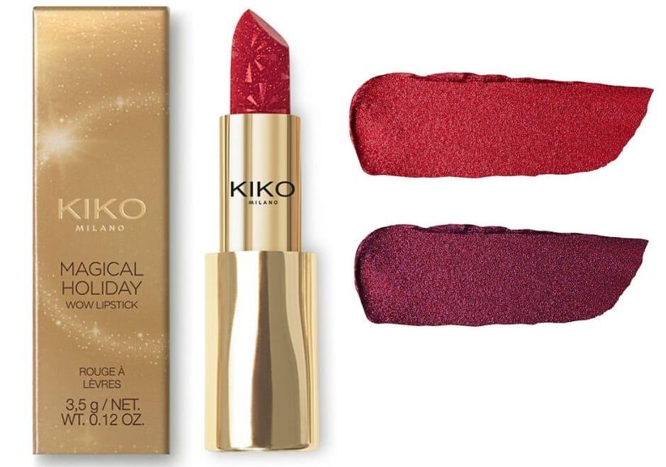 Kiko Milano Holiday collection 2019 - Мода