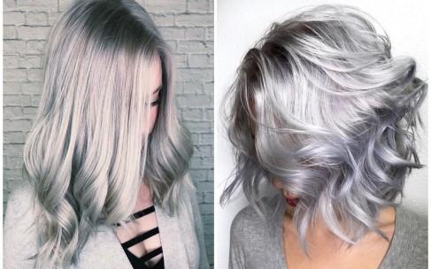 Металлический цвет волос: какой выбрать?