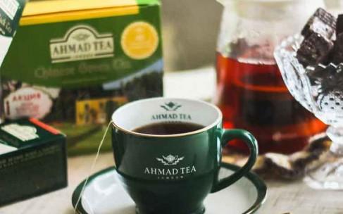 Английские традиции: Ahmad Tea
