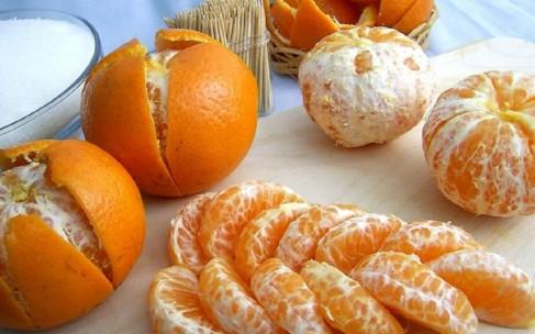 Мандарины в карамели: новогодний рецепт