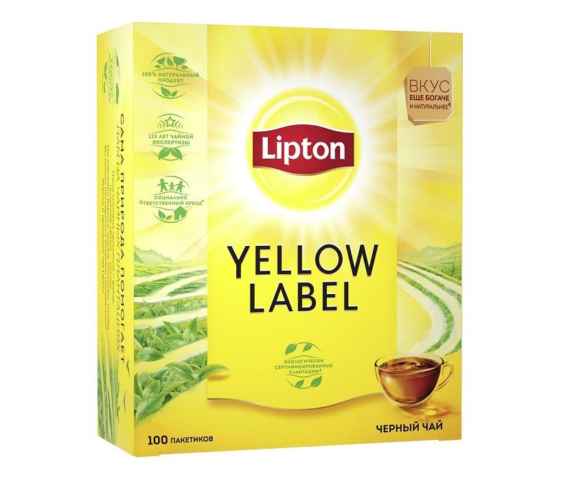 Lipton Yellow Label