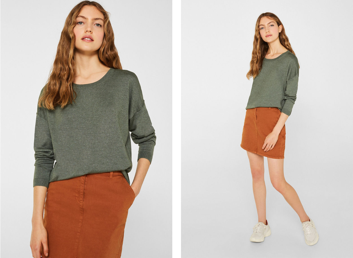 Как выбрать свитер по типу фигуры?