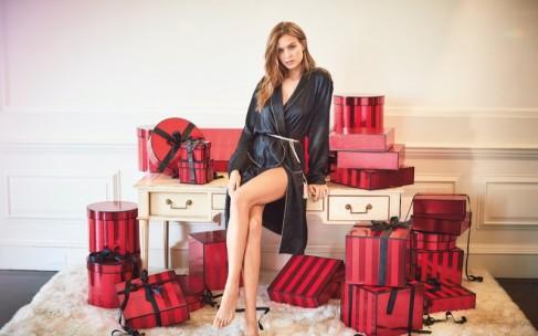 Рождественская коллекция Victoria's Secret