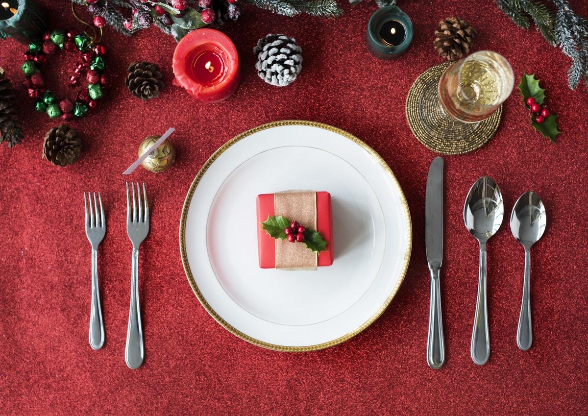 Новогоднее меню: действенные способы не набрать лишний вес
