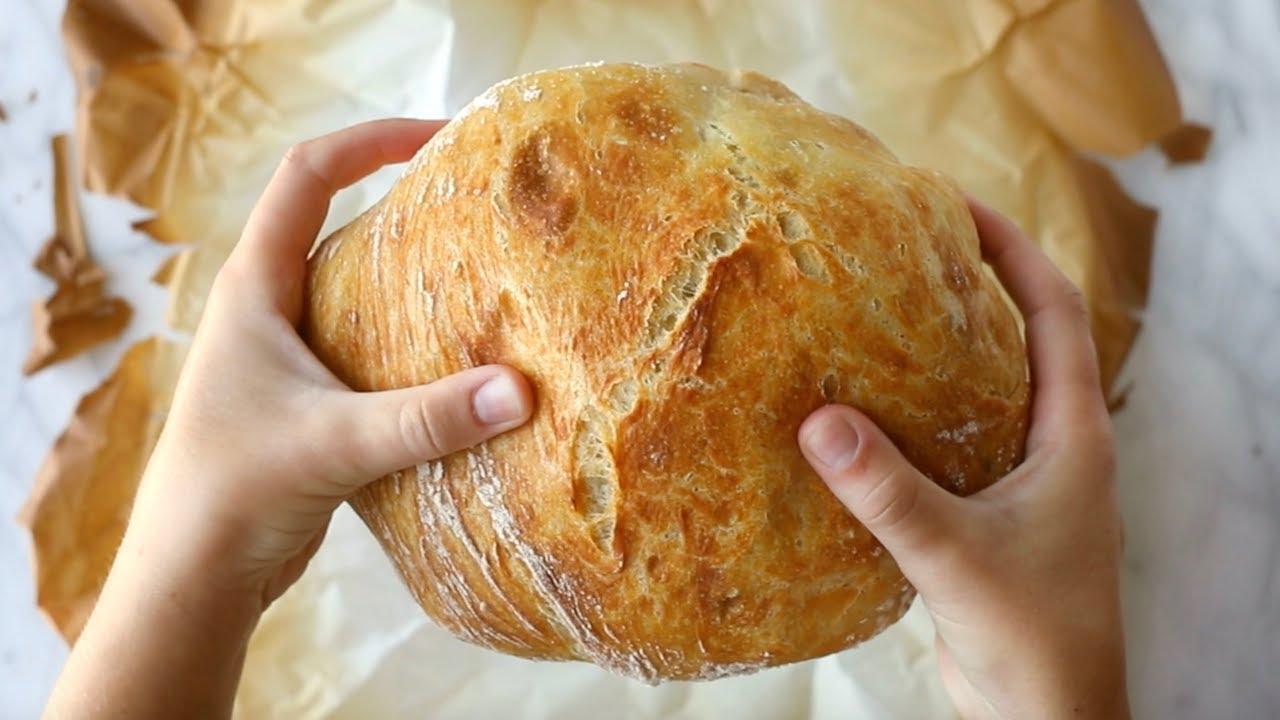 Хлеб, который получается у всех