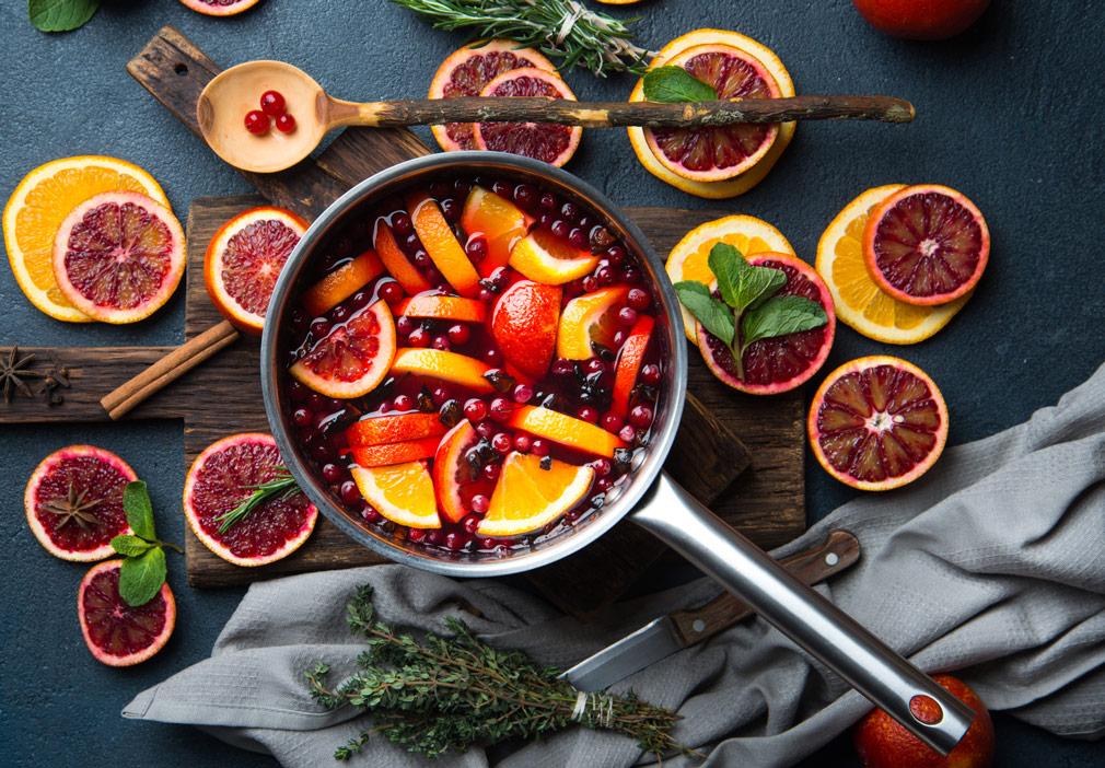 Рождественские специи, полезные для здоровья