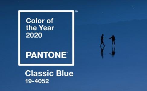 Какой цвет соответствует следующему году?