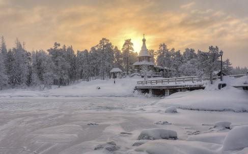 Величие Русского севера: Карелия и Соловецкий архипелаг