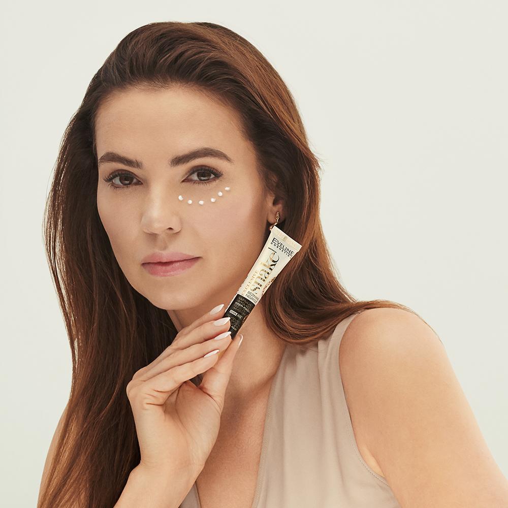 Крем для лица Eveline с пептидами: лучшая борьба с возрастом