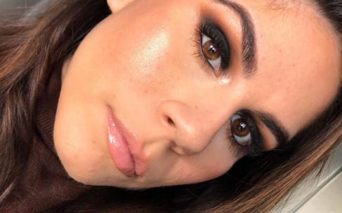Правила макияжа smokey eyes