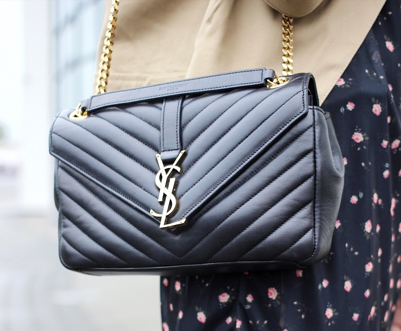 Saint-Laurent-Monogram-bag-street-style