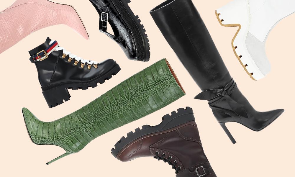 Самая модная обувь весны