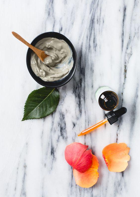 Лечебная глина: действие на кожу