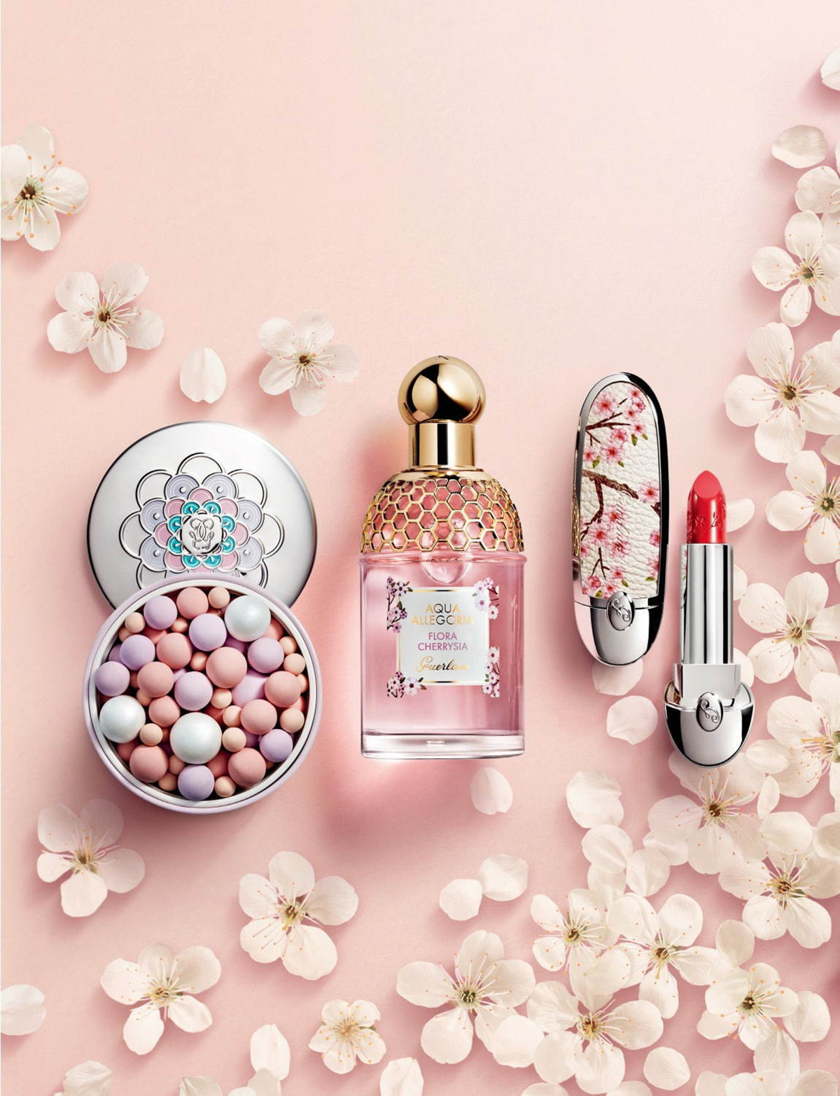 Весенняя коллекция Guerlain — Come Into Bloom