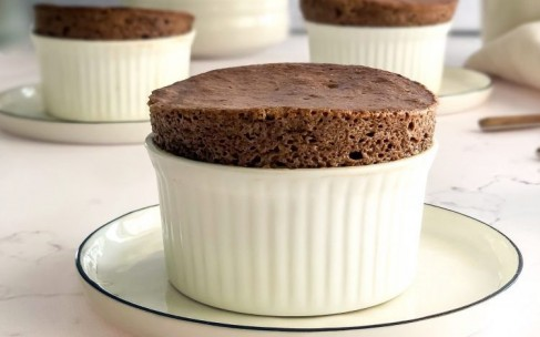 Шоколадное суфле: быстрый рецепт
