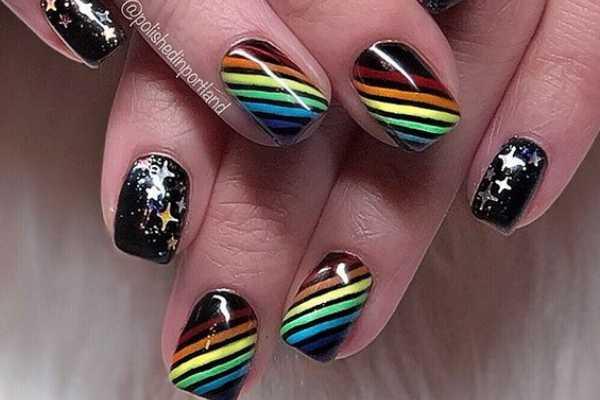 striped-nail-art-prugasti-manikir-koji-mozete-isprobate-sada (5)