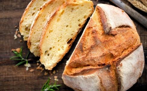 Простой рецепт: хлеб без дрожжей