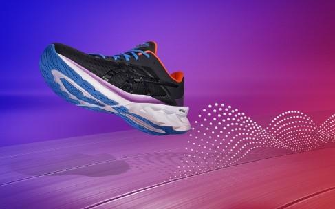 Ваши кроссовки: легкость, скорость энергичность!