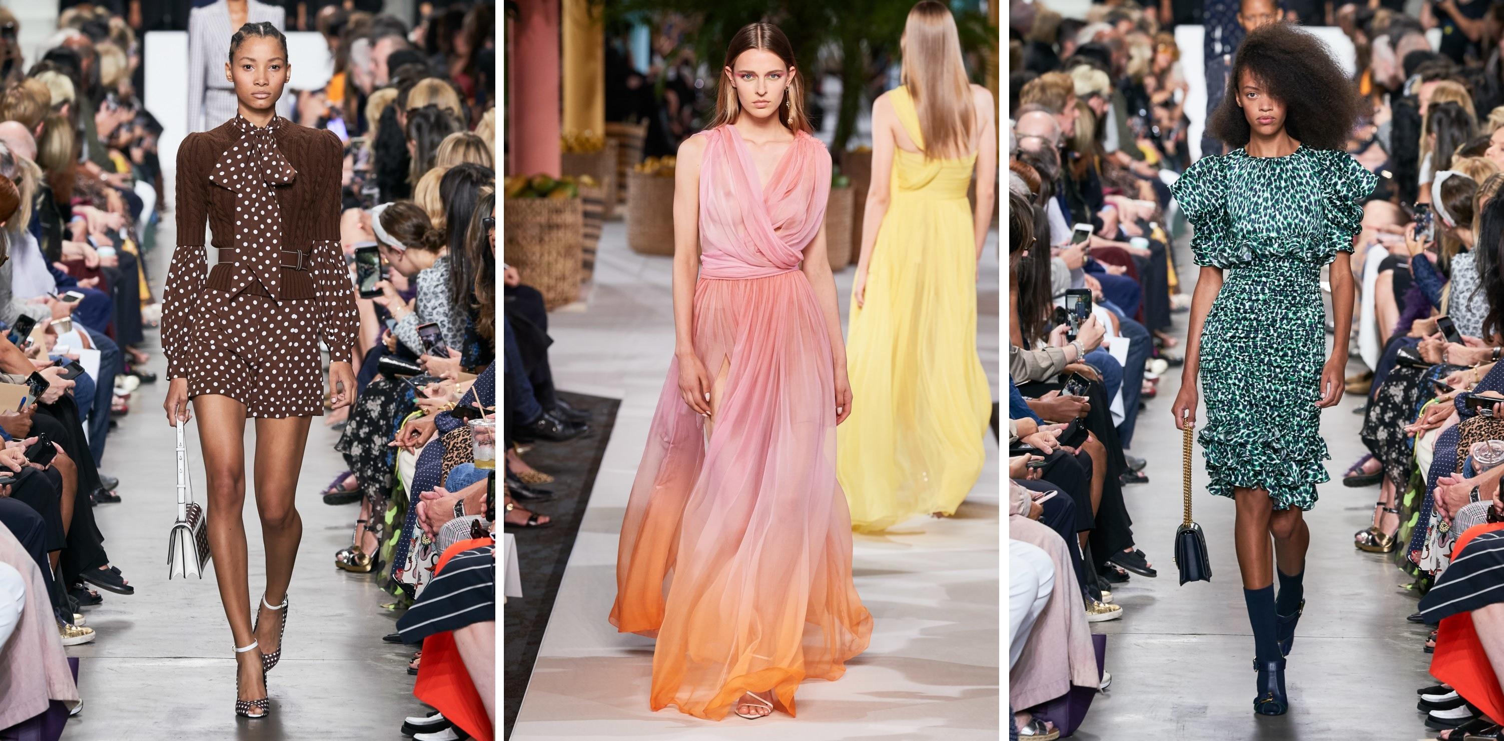 Модные принты весны и лета