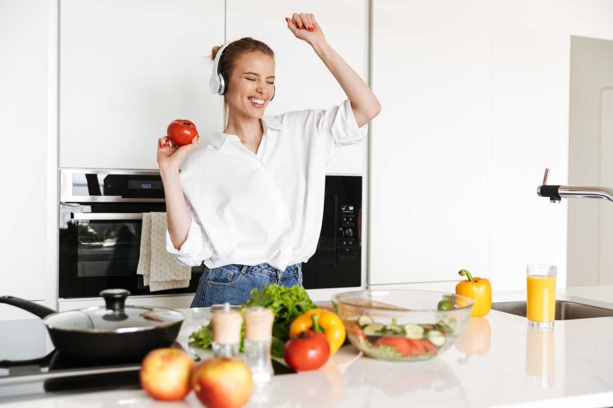 Как готовят женщины с разным темпераментом?