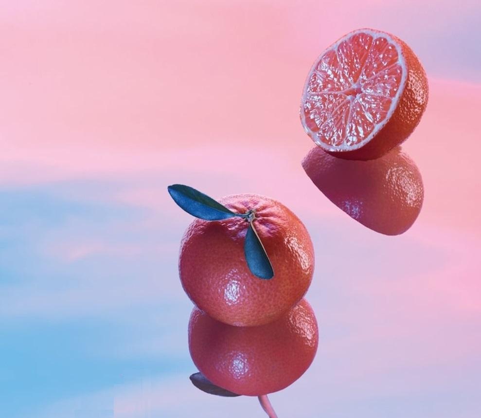 Цитрусовый аромат: розовые мечты